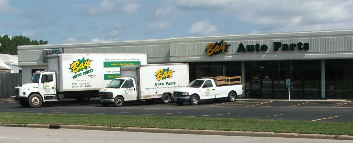 Bay Auto Parts >> Delivery And Shipping Bay Auto